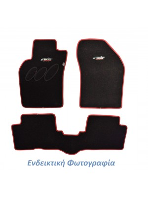 ΜΟΚΕΤΑ SEAT IBIZA 1993-1999 ΚΟΚΚΙΝΟ