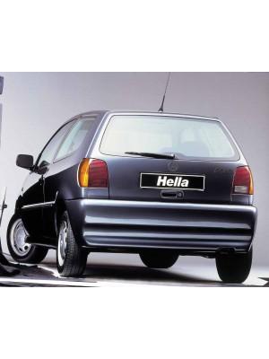 ΦΑΝΟΣ ΟΠΙΣΘΙΟΣ VW POLO 1994-> ΓΚΡΙ-ΚΟΚΚΙΝΟΣ ΔΕΞΙΟΣ