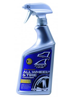 ALL WHEEL & TIRE CLEANER 26oz