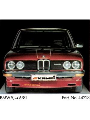 ΣΠΟΙΛΕΡ ΕΜΠΡΟΣΘΙΟ BMW 5 E12 >6/81