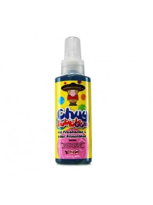 PREMIUM AIR FRESHENER AND ODOR ELIMINATOR WITH CHUY BUBBLE GUM SCENT 118ml