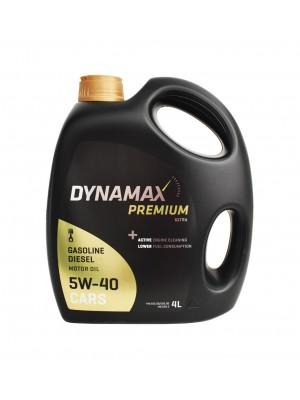ΛΙΠΑΝΤΙΚΟ 5W40 DMAX PREMIUM ULTRA 4L
