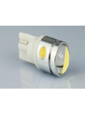 LED ΑΠΛΑ T10 12V 3pcs 0.5W+1pc 1W ΦΑΚΟΣ