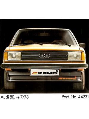 ΣΠΟΙΛΕΡ ΕΜΠΡΟΣΘΙΟ AUDI 80, VW PASSAT >7/78